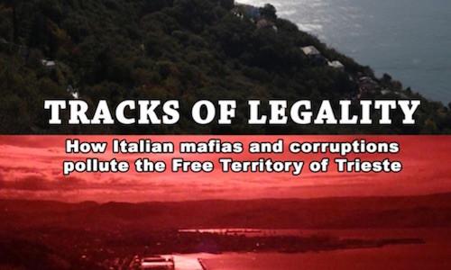 TRACKS OF LEGALITY by Roberto Giurastante