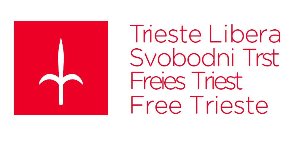 Logo of the Movimento Trieste Libera | Gibanje Svobodni Trst | Bewegung Freies Triest | Free Trieste Movement | Mouvement Trieste Libre | Movimiento Trieste Libre