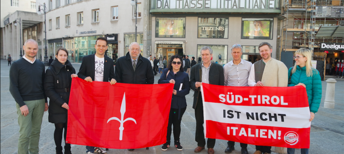"On 30 October, in Trieste, the FTM and representatives from Czechia, Austria and Southern-Tyrol speak of ""State and Free Port of Trieste for a new Mitteleuropa"""