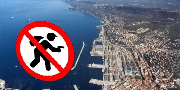 Trieste: warning and anti-mafia complaint to defend the international Free Port