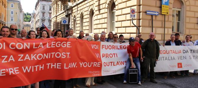 Free Trieste warns Equitalia