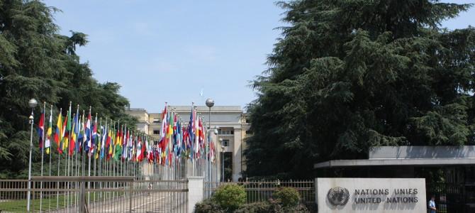 L'ONU di Ginevra discute al CESCR l'Alternative Report di Trieste Libera