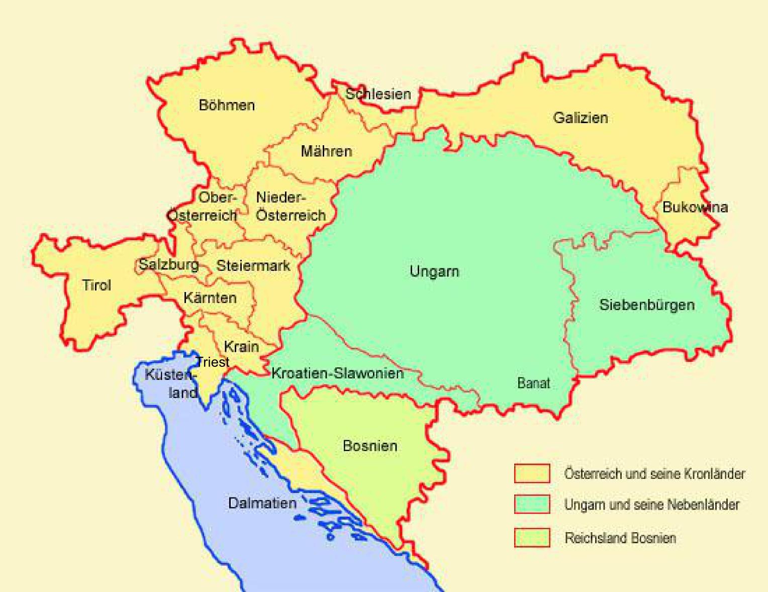 Oesterreich-Ungarn