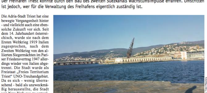 The Börsen-Kurier of Vienna about Free Territory and Free Port of Trieste – Il Börsen-Kurier di Vienna su Territorio Libero e porto franco di Trieste
