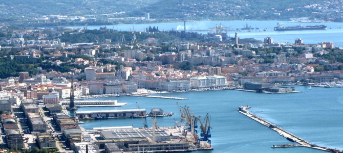TRIAL AGAINST THE INTERNATIONAL FREE PORT OF TRIESTE