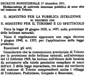 D.M.17.12.1971(CARSO)
