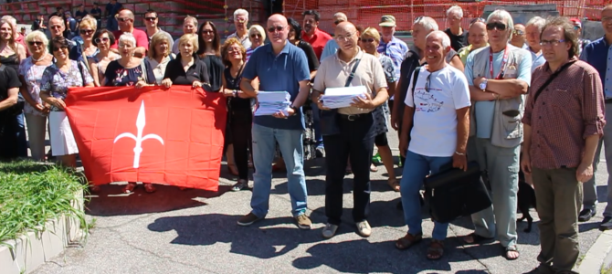 Trieste: more than 350 adhesions to the fiscal lawsuit VS the Italian Government