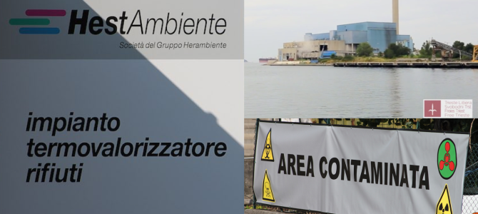 DIRTY BUSINESS: ITALY FORCES ITS WASTE TO THE FREE TERRITORY OF TRIESTE