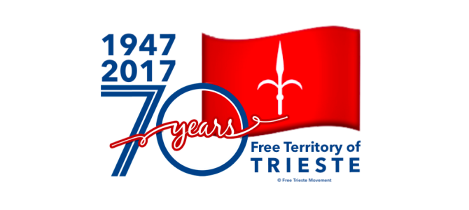 Free Trieste: flag raising ceremony to celebrate the 70th anniversary of Trieste