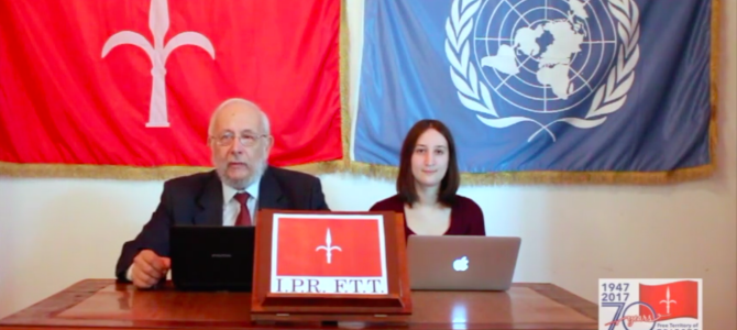 Statement of the I.P.R. F.T.T. about the 70th anniversary of the establishment of the present-day  Free Territory of Trieste  and of its international Free Port