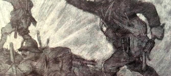 CAPORETTO, 24 OCTOBER 1917