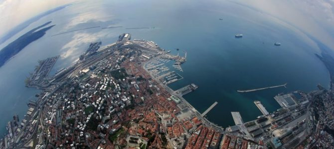 Free Trieste has joined the civil lawsuit for the international Free Port and is organizing further interventions of citizens and enterprises
