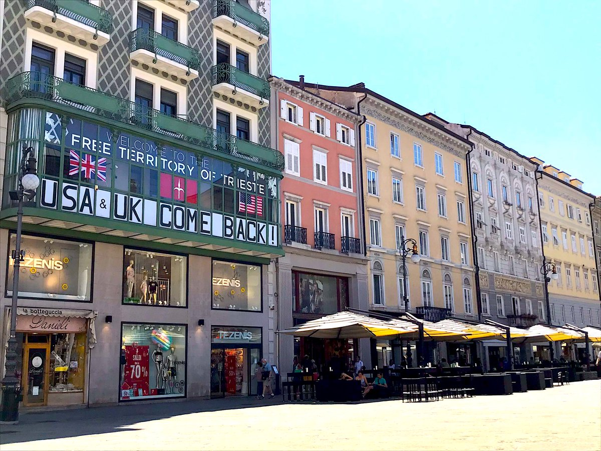 Free Trieste: no to electoral speculations and provocations